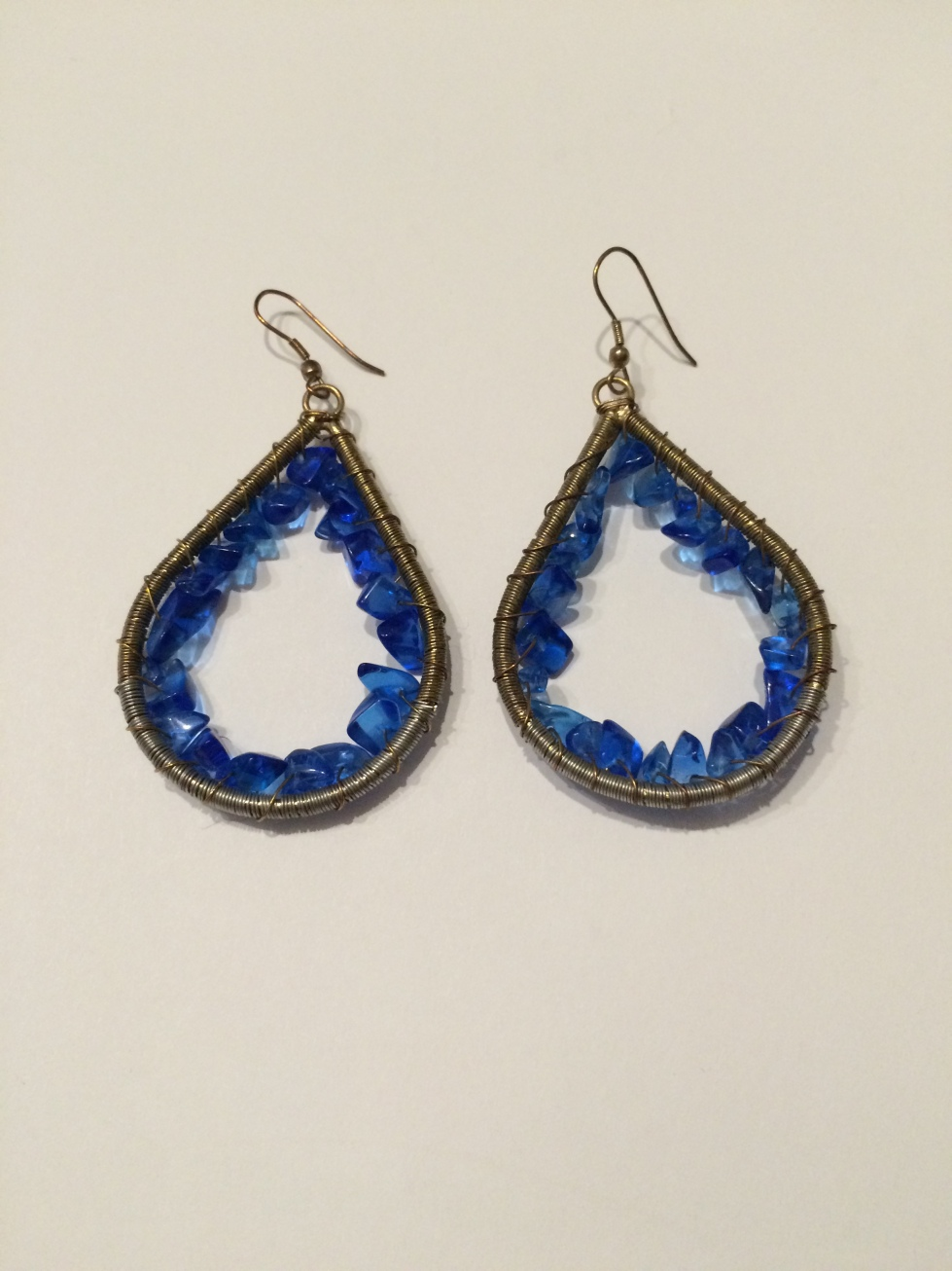 seastone earrings